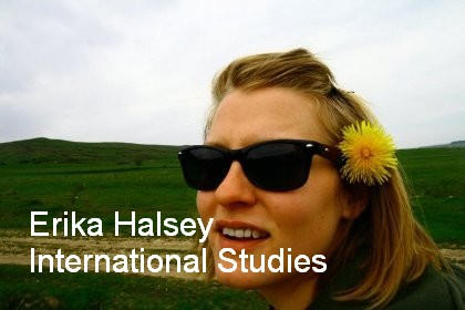 Erika Halsey | International Studies