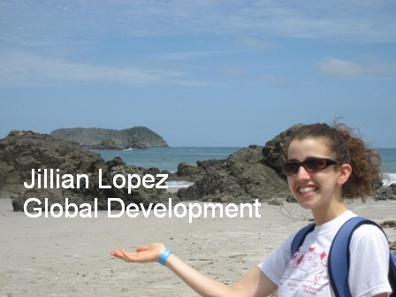 Jillian Lopez | Global Development